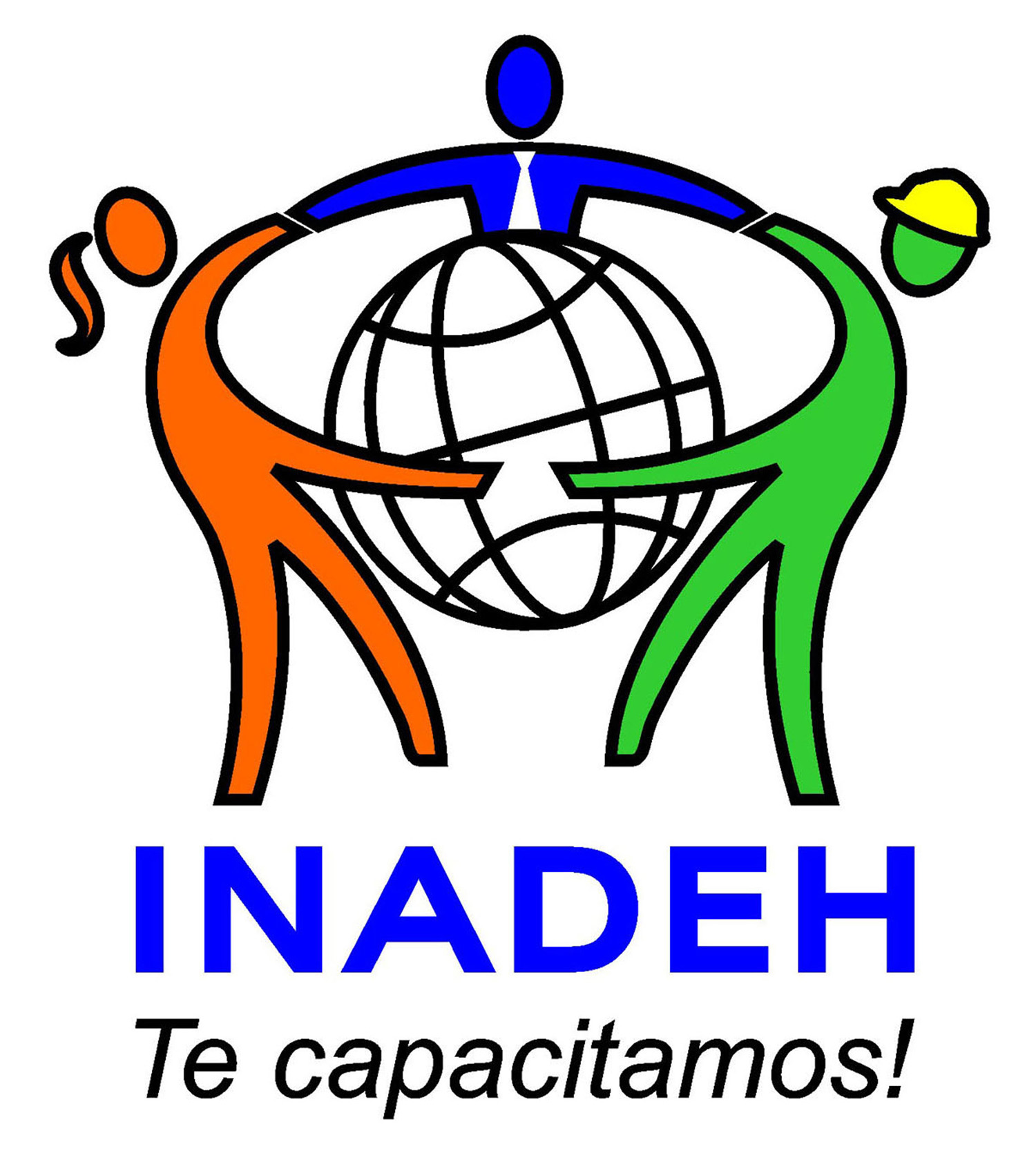 Logo INADEH - Panamá