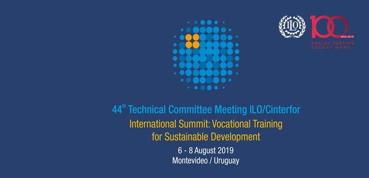 44th Technical Committee Meeting ILO/Cinterfor