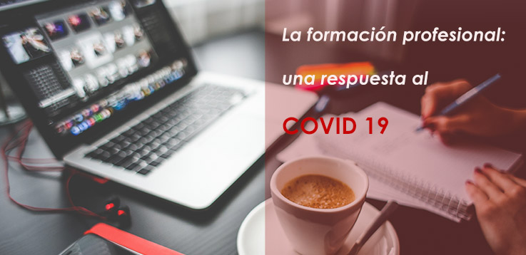Formación profesional y COVID-19