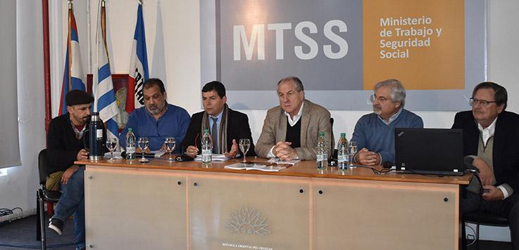 Desarrollo de competencias sectoriales y diálogo social: la experiencia de Uruguay