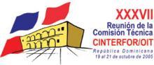 Logo de la 37 RCT OIT/Cinterfor