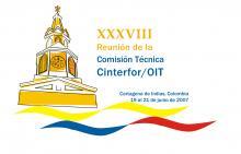 Logo de la 38 RCT