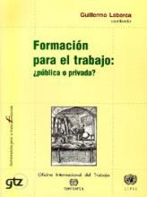Formación para el trabajo: ¿pública o privada?