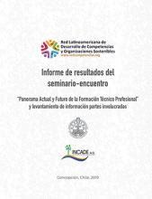 Tapa del Informe