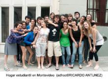Hogar estudiantil en Montevideo (adhoc©RICARDO ANTUNEZ)