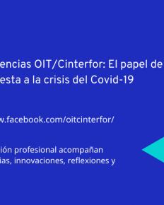 Ciclo videoconferencias OIT/Cinterfor